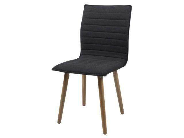 Karla - wygodne krzesło tapicerowane do jadalni