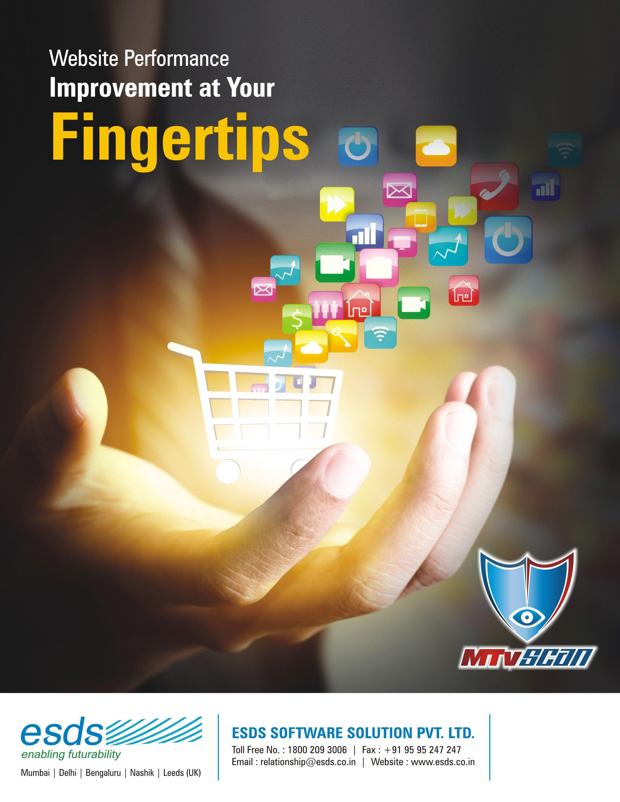 Website Performance improvement at your Fingertips
