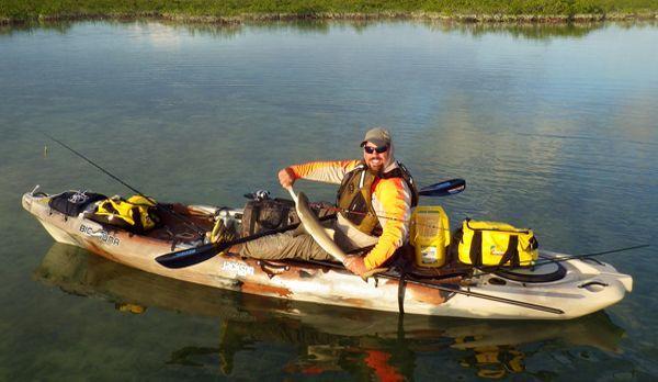 Fishing kayaks for the big guys boats i like pinterest for Craigslist fishing equipment