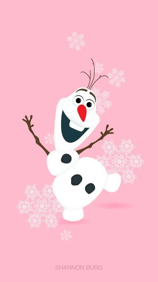 Frozen Wallpaper Disney Pixar Magic Movies Cell Phone Wallpapers Christmas Olaf