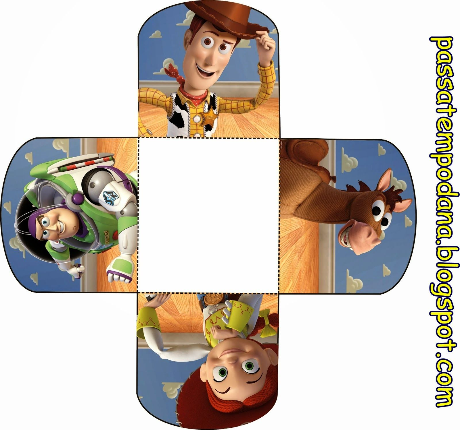 Toy story party ideas birthday in a box - Toy Story Free Party Printables