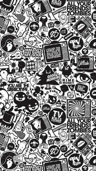 Villain Characters Cartoon The Iphone Wallpapers Iphone Wallpaper Pattern Cartoon Wallpaper Graffiti Wallpaper