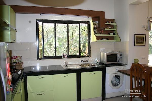 Captivating Open Kitchen Goa India Amelia 6 Part 14