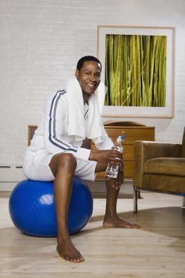 Lower Ab Exercises With A Stability Ball Fitness Body Men S Health Fitness Stability Ball Exercises