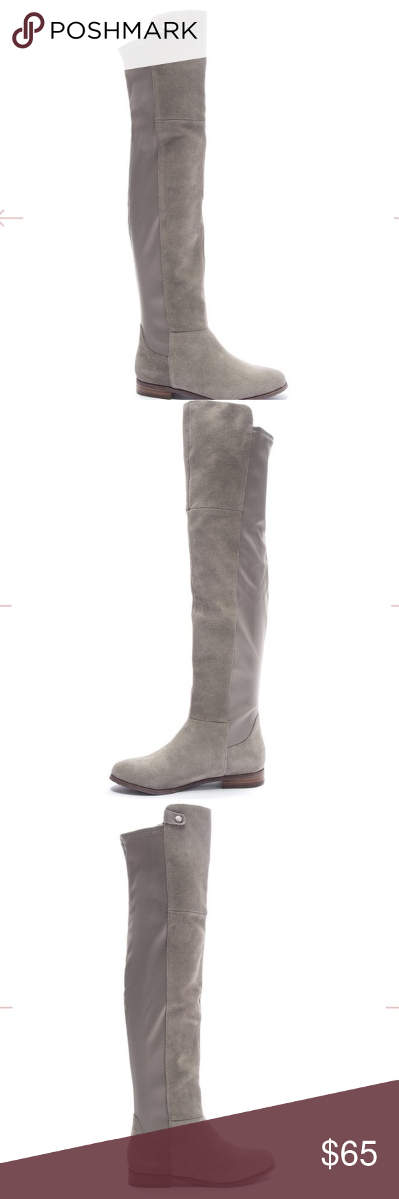 7396d5e61e8 Chinese Laundry Robin Boots New in box. Never worn Chinese Laundry Shoes  Over the Knee