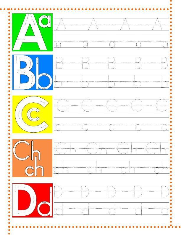 Cuaderno De Caligrafia Para Imprimir | Cuaderno caligrafÃÂa para ...