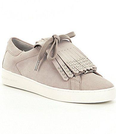 Womens Keaton Kiltie Sneaker