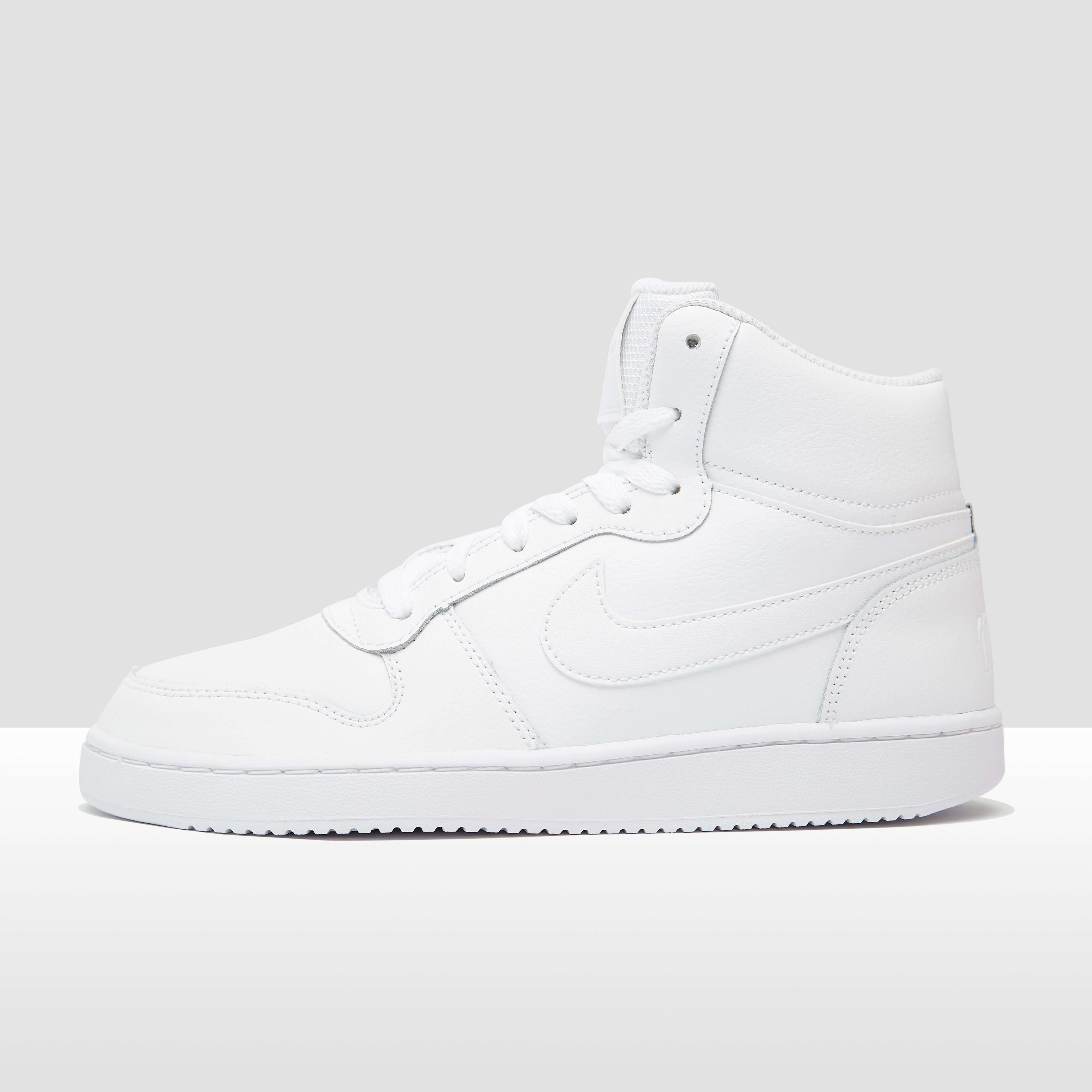 NIKE EBERNON MID SNEAKERS WIT DAMES | Sneaker, Nike, Outfits