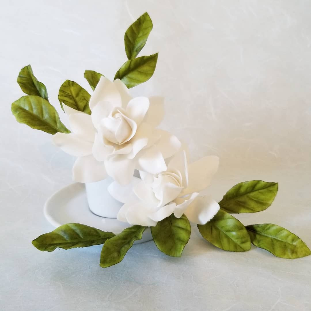Pin On Sugar Clay Flowers From Ig