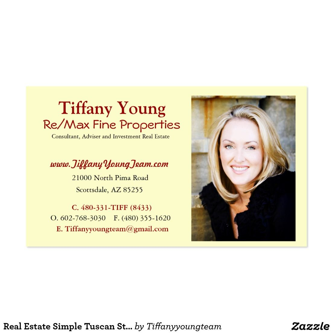 Real estate quotes for business cards image collections free real estate simple tuscan style photo w quote business card real estate simple tuscan style photo magicingreecefo Choice Image