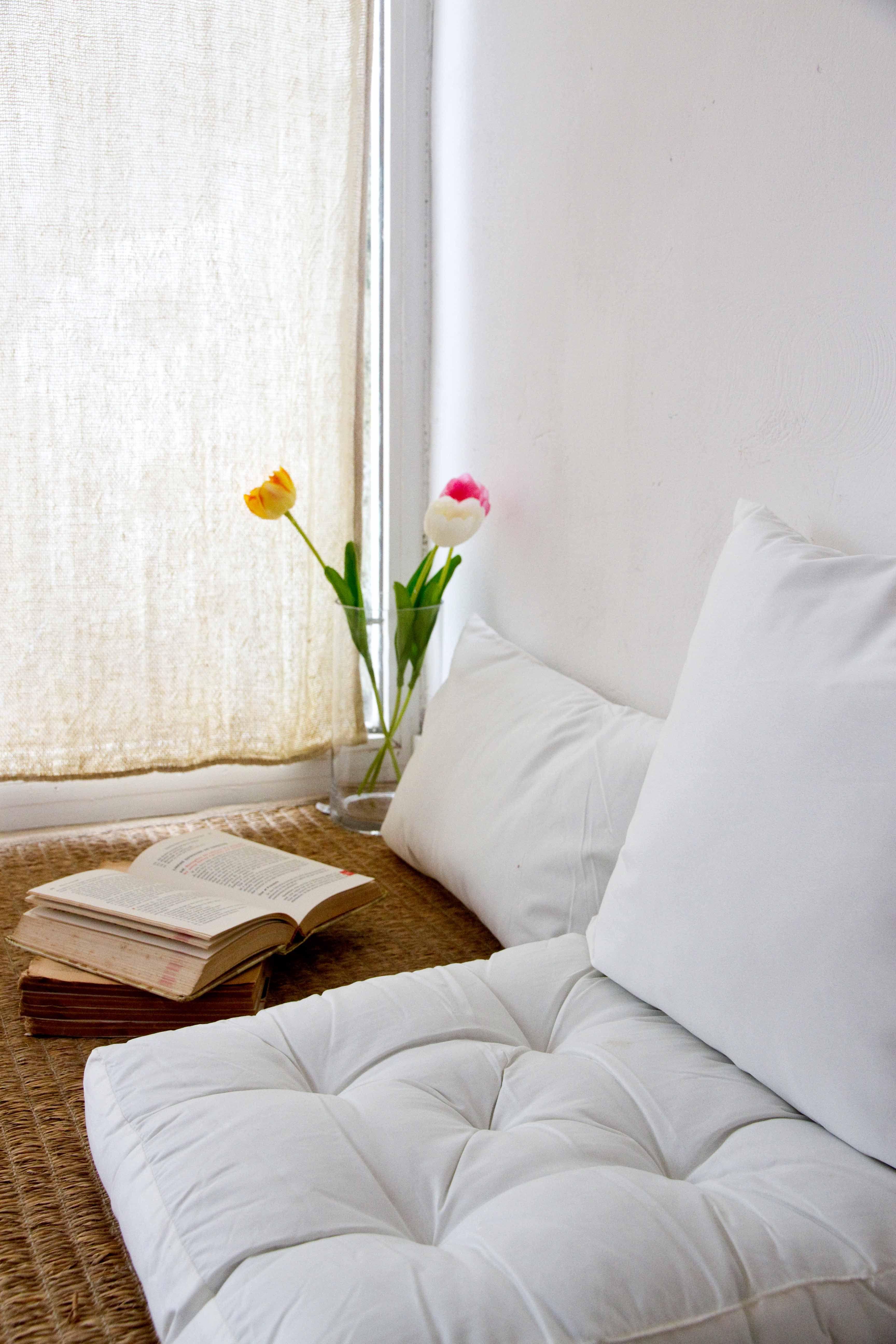Rincones de relax y descanso con textiles de muy mucho for Decoracion cocina