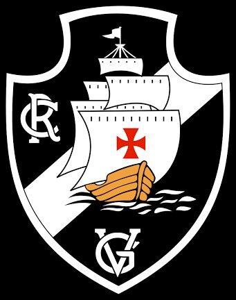 Vasco da Gama C.R. - Rio de Janeiro, RJ | Bandeira do vasco, Simbolo do vasco, Escudo do vasco