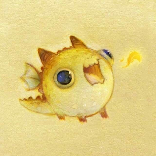 these make me snort they re so funny looking and cute dragon