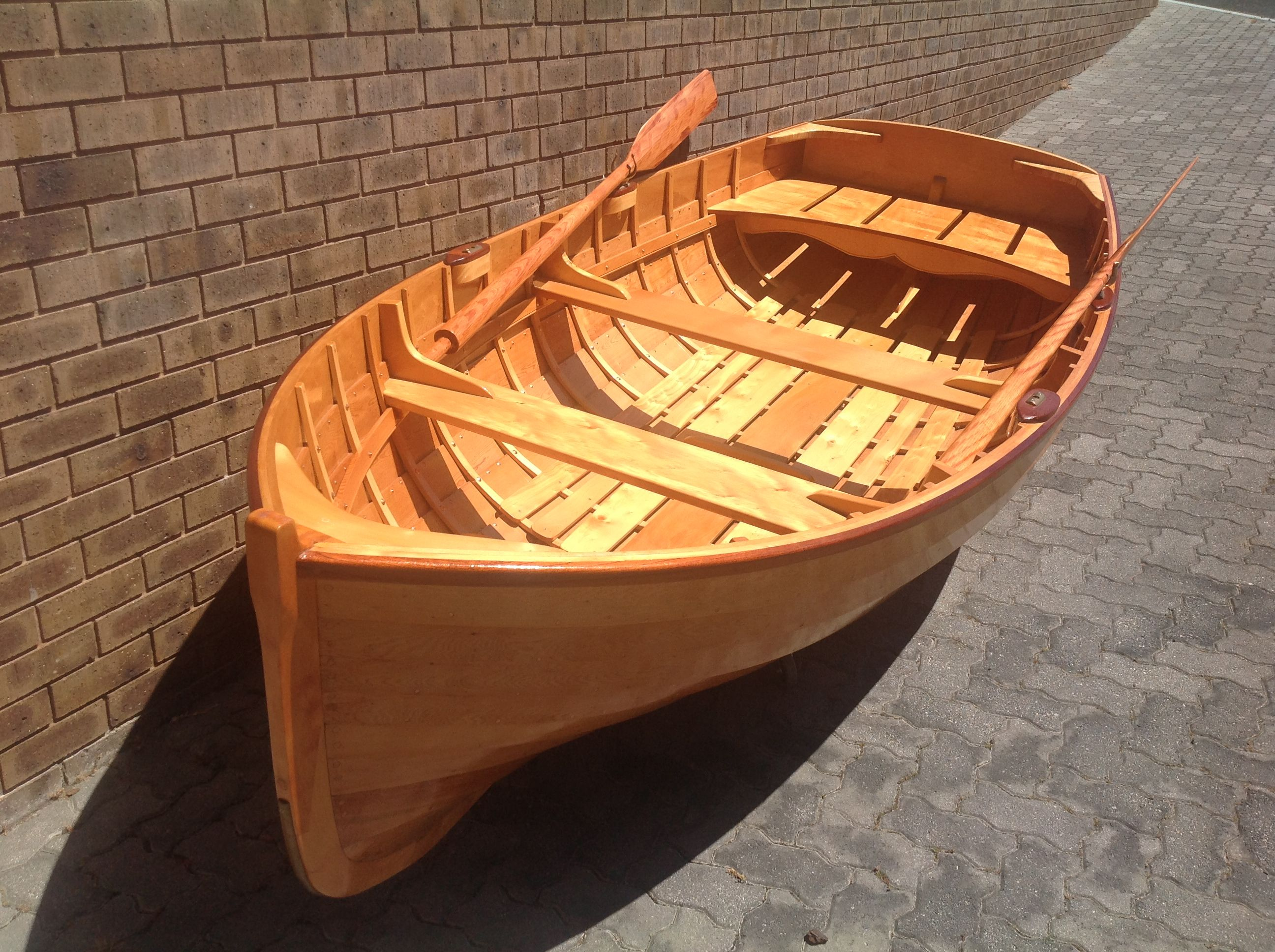 King William Pine Dinghy - Denman Marine | Building my boat | Pinterest | King william, Dinghy ...