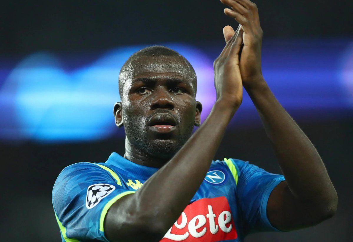 City Bid For Koulibaly Pep Guardiola City Manchester City