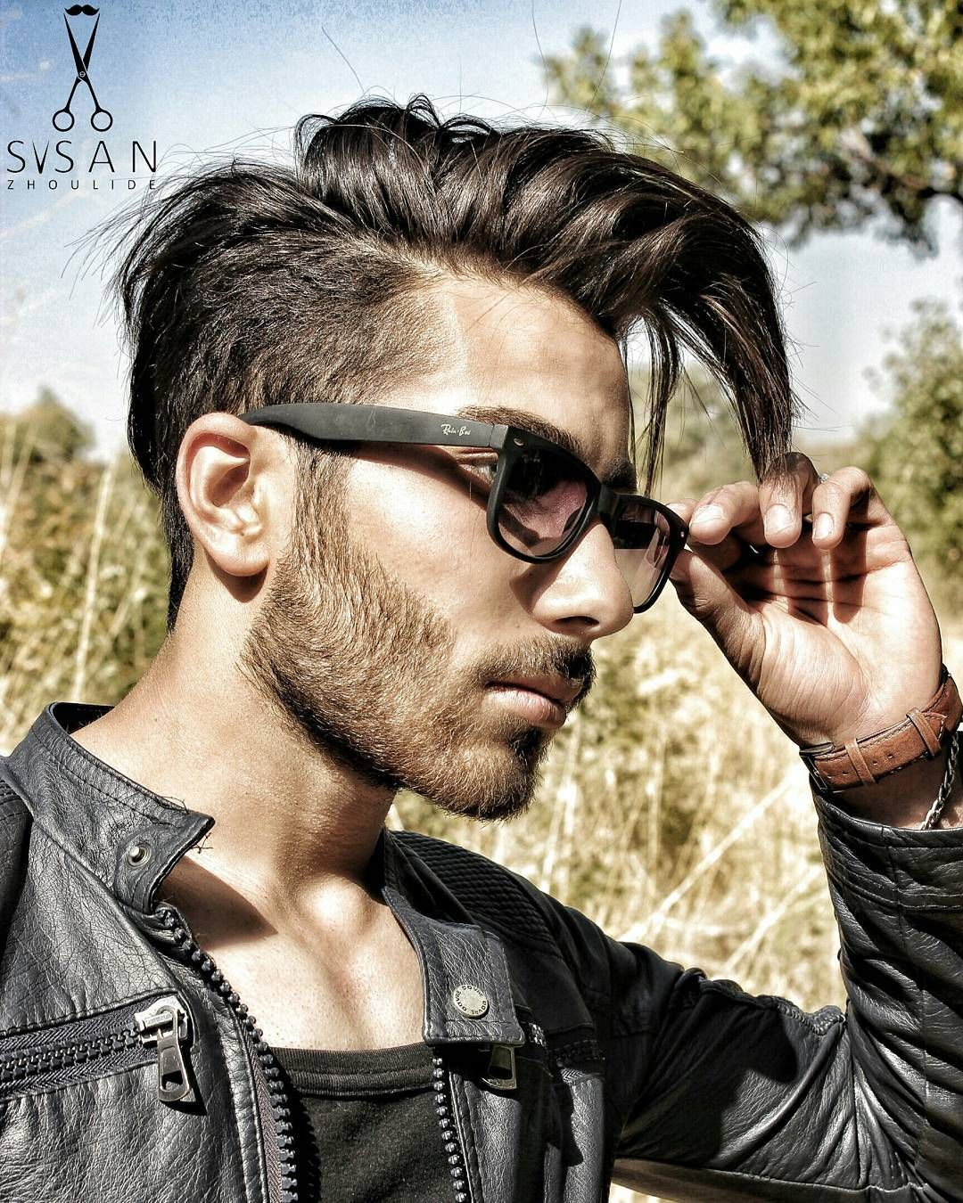 best images about haare on pinterest coupe trendy mens