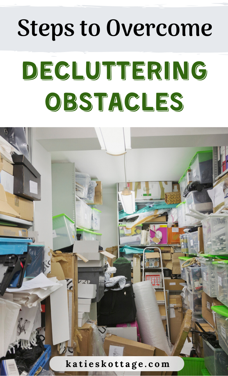 Why Decluttering Is So Hard Declutter Organizing Your Home