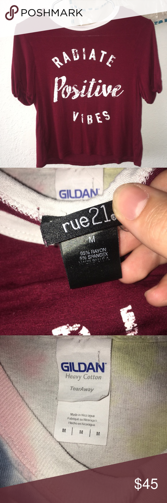 Name Brand Clothing Clothing brand, Maroon shirts, Grey