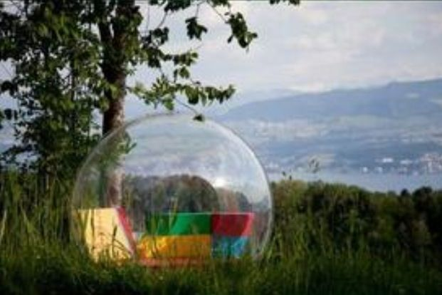 Outdoor Bubble Chair I Want Pinterest Bubble Chair