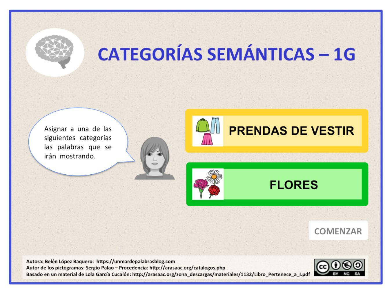 Categorias Semanticas 1g