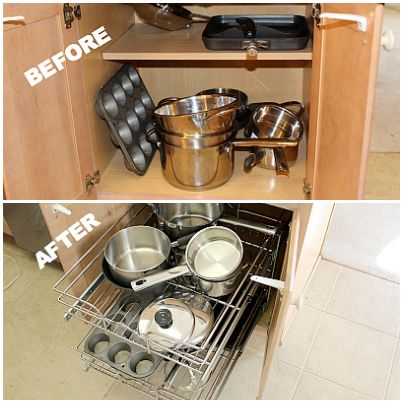 A Proven System for Kitchen Cabinet Organization | Kitchen cabinet ...