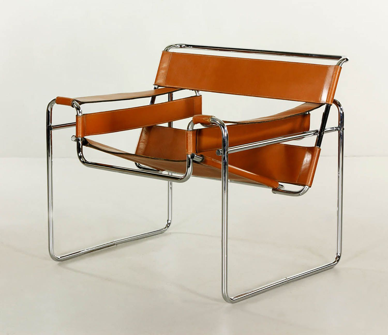 marcel breuer wassily chair imported by stendig italian chrome