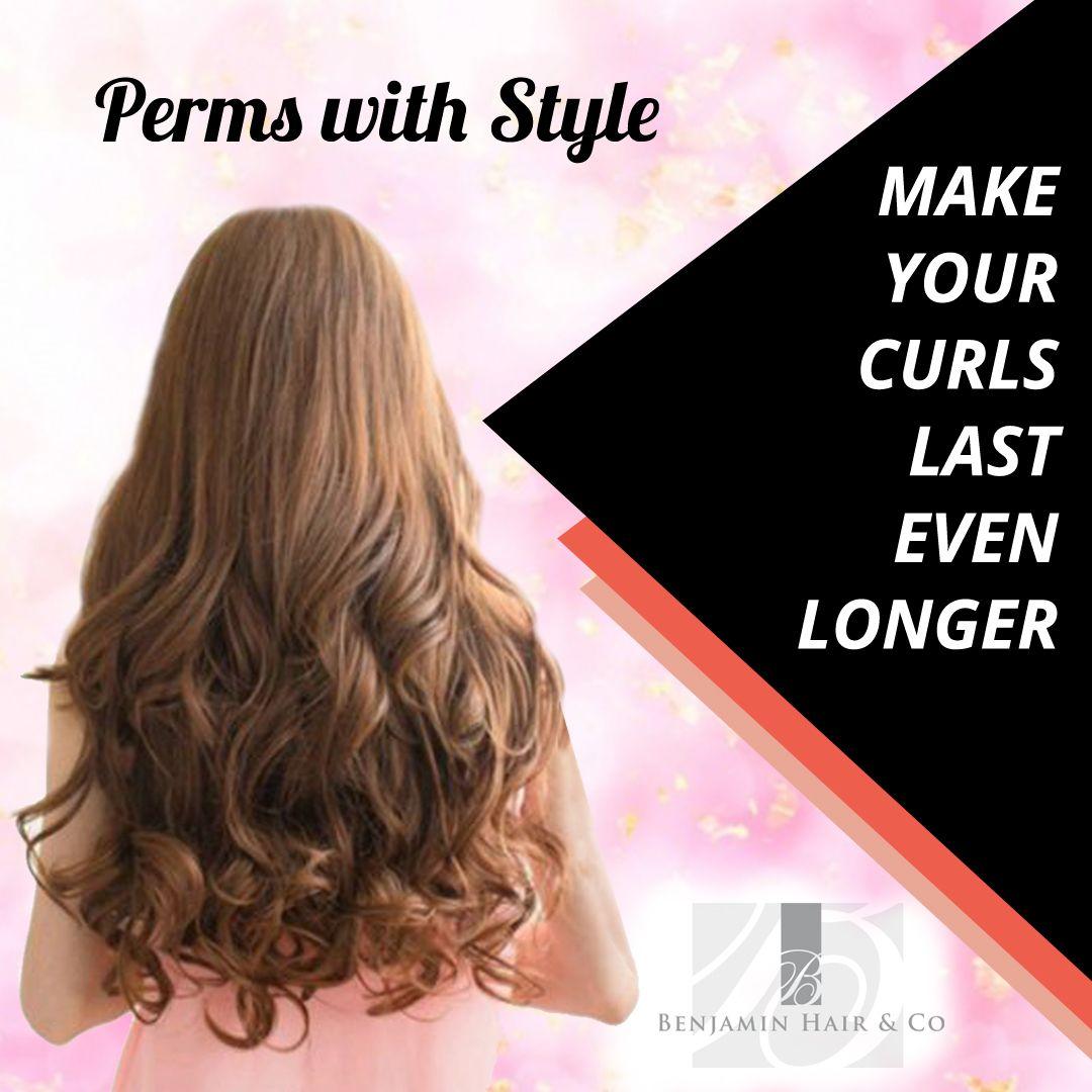 Make your curls last even longer benjamin hair co is