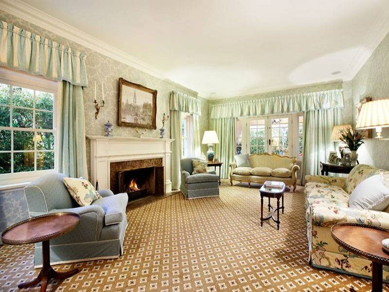 Grand 1930s Robert Hamilton Family Residence