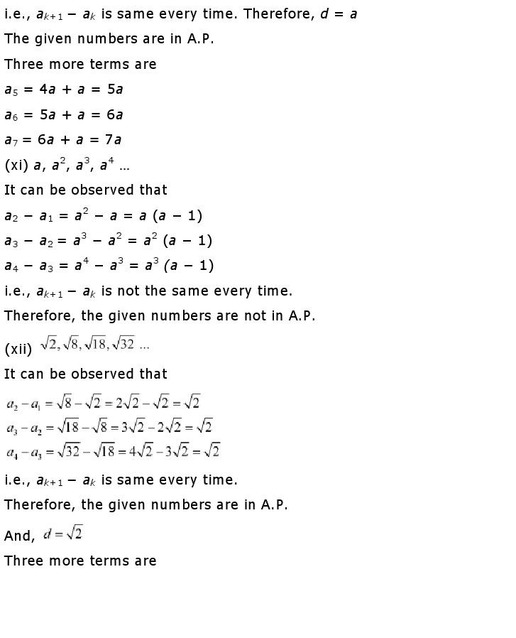 NCERT Solutions for Class 10th Maths: Chapter 4 - Quadratic ...
