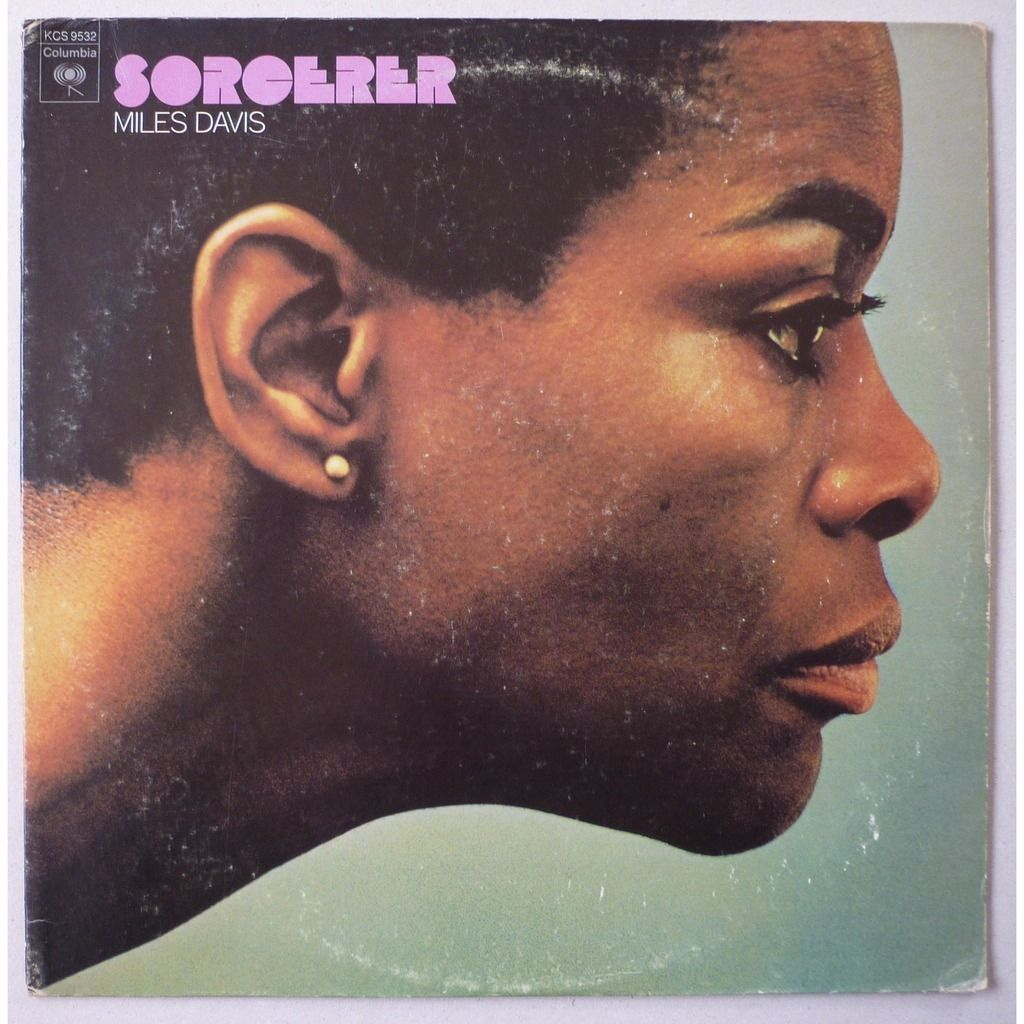 Miles Davis - Sorcerer | Miles davis, Sorcerer, Great albums