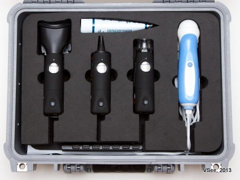 Customize the VSee telemed kit with your choice of medical