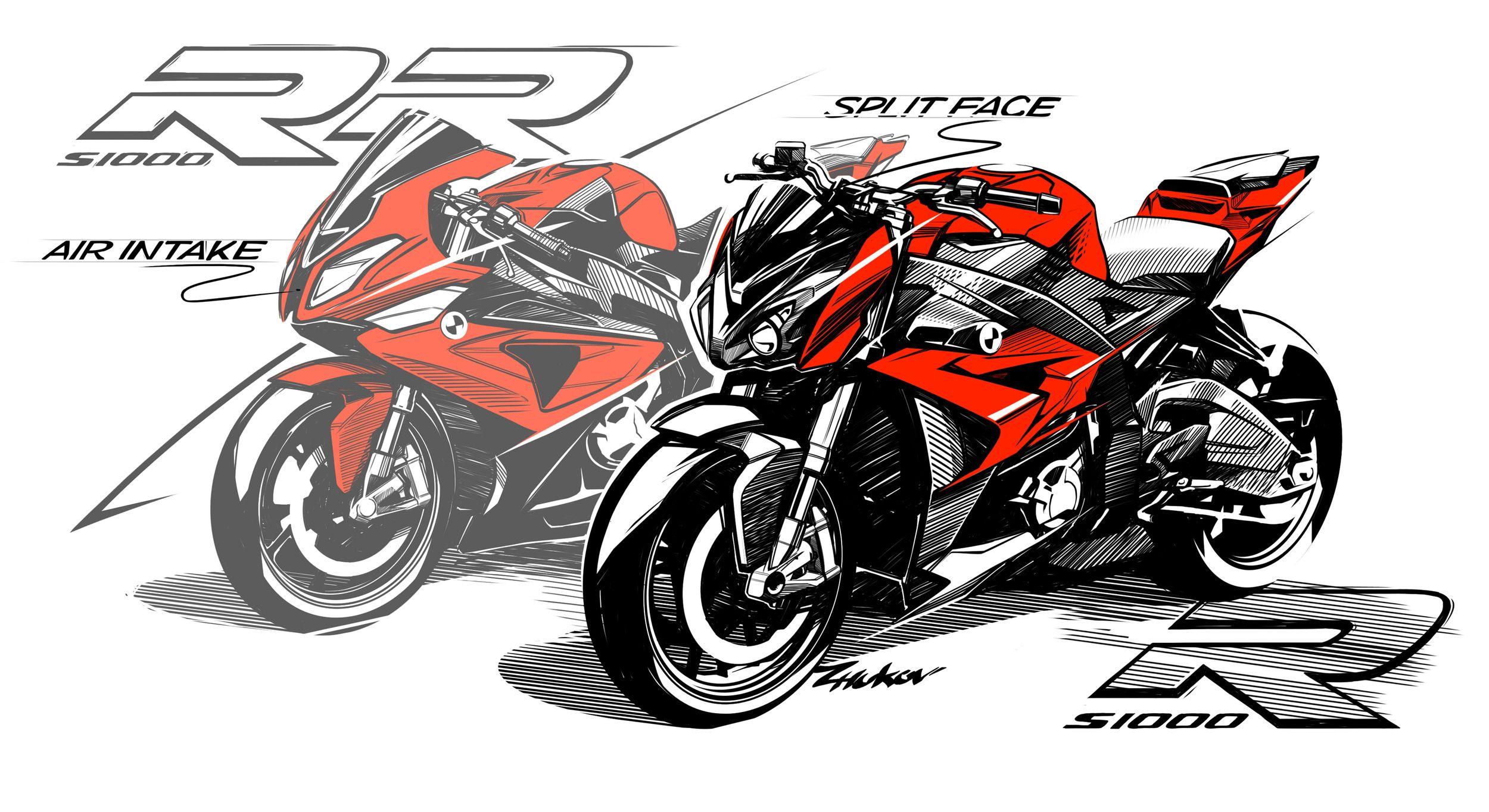 Bmw S1000r V S1000rr Bmw Motorcycle Bike Bmw Motorcycle Design