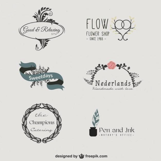 de logotipo surtidas vector g  Free VectorPlantillas de logotipo surtidas vector g  Free Vector Shop badges in sketchy style White Wedding Photography Backdrop With Wreat...