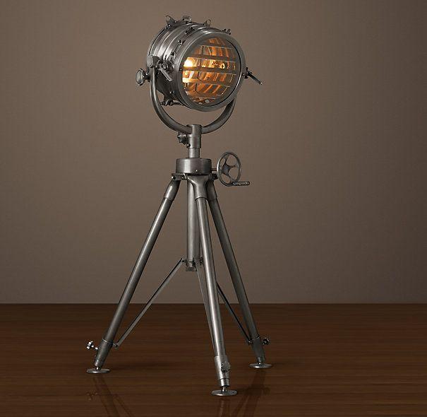 Royal master sealight floor lamp aged steel floor lamp from royal master sealight floor lamp aloadofball Choice Image