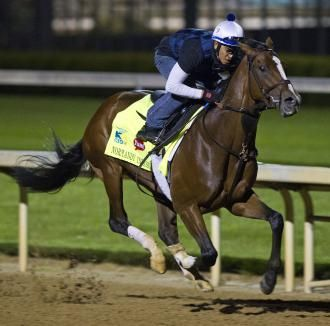 Kentucky Derby workouts: Normandy Invasion sharp in pre-dawn drill | Daily Racing Form