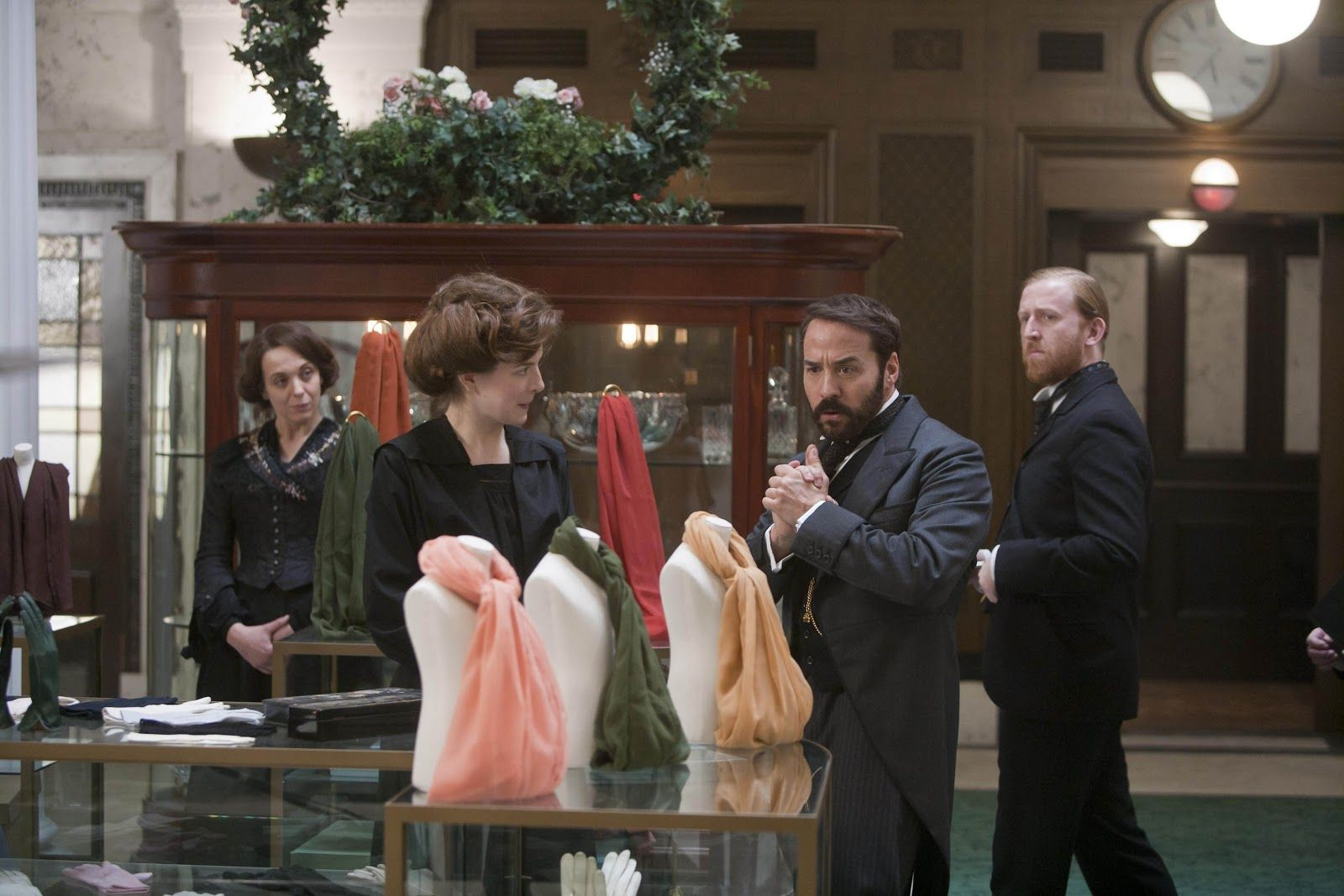 Mr Selfridge Mr selfridge, Selfridge, Mister