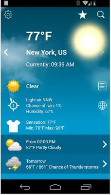 Weather XL APK for Android – Mod Apk Free Download For