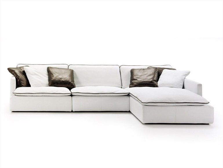 Sectional Sofa Paramount Frighetto Line By Estel Group