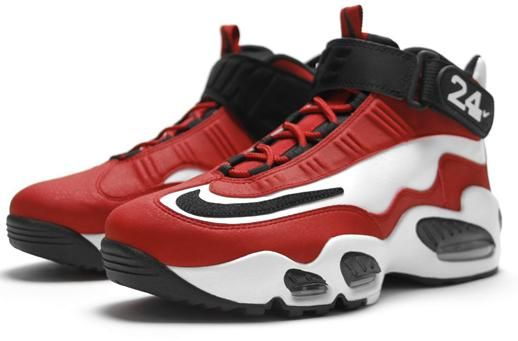 Nike Air Griffey Max 1 WhiteBlack Varsity Red | Footwear I