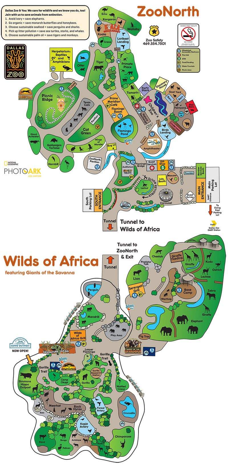 Zoo Map Dallas Zoo Map Zoos Pinterest Zoo Map Dallas