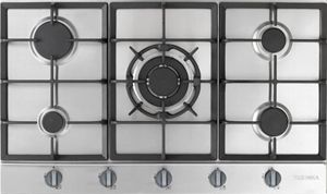 Technika 900mm Gas Cooktop Model H950stxpro Gas Cooktop