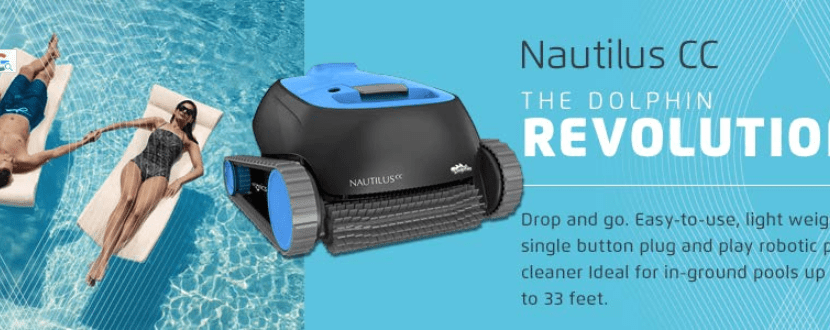 Dolphin Nautilus Cc Pool Cleaner Pool Cleaning Pool Repair Inground Pools