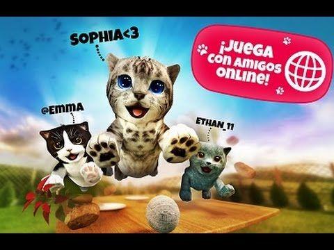 Juego De Gatos Para Ninos Juegos Y Videos Gatitos Para Jugar