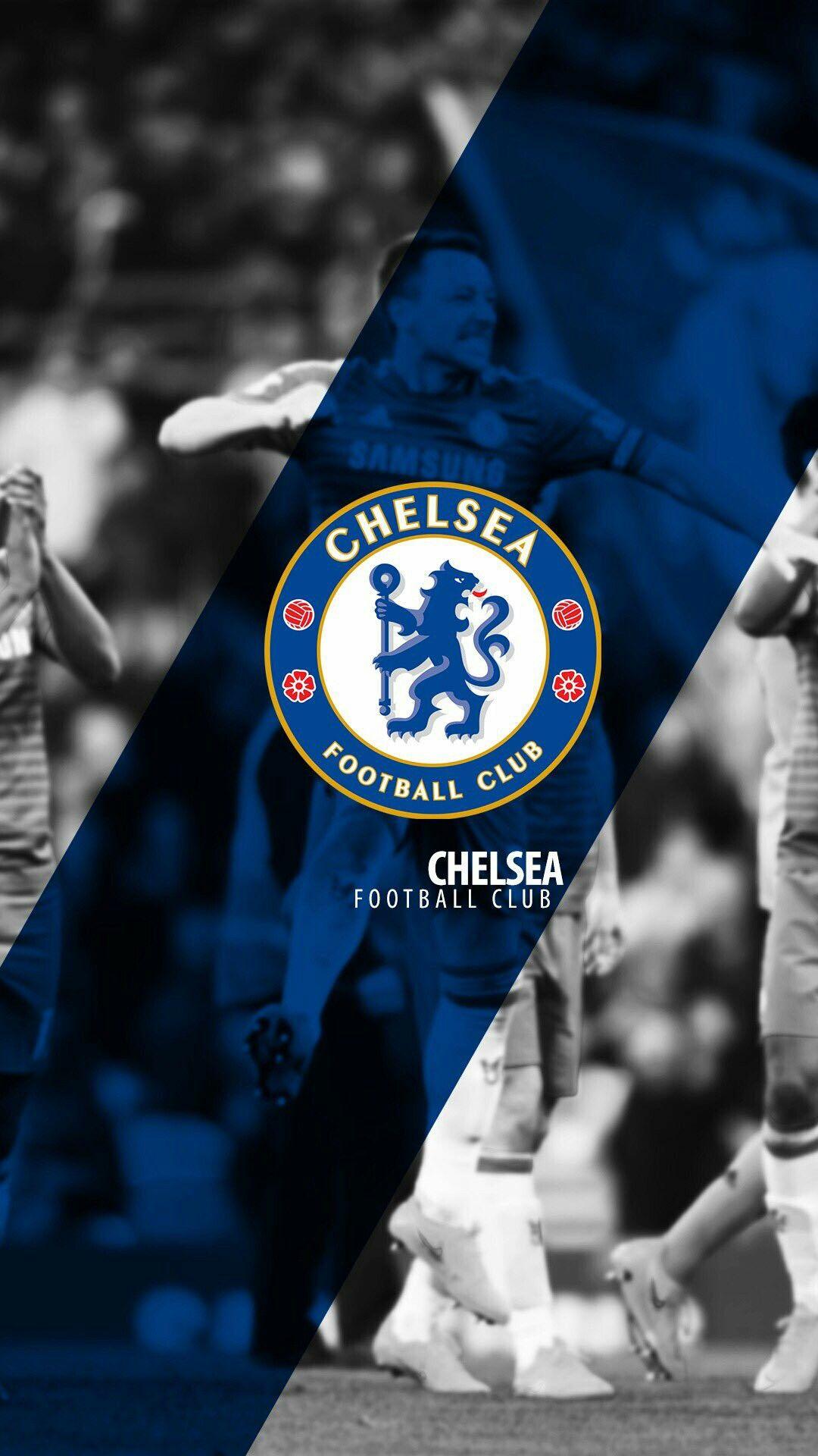 Edu Chelsea The Blues Sepak Bola Olahraga Desain