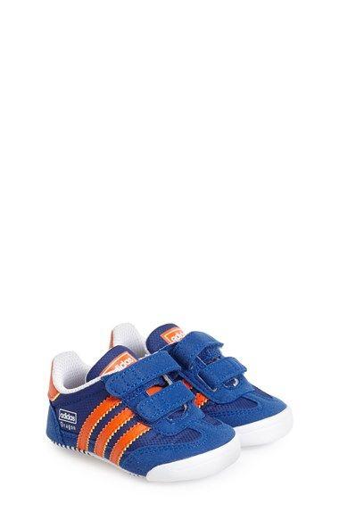 Falsedad Inminente volumen  adidas 'Learn-2-Walk - Dragon' Crib Shoe (Baby & Walker) | Nordstrom |  Toddler shoes, Crib shoes, Kids shoes