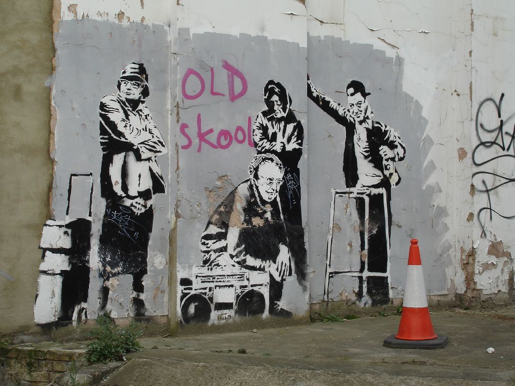 Banksy Has Made His Mark Not Only Through Being A Graffiti Artist But Also As A Painter A Sculptor A Filmmaker And An Activist