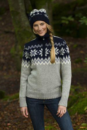 Dale Of Norway Myking Sweater For Women Winter Knit Sweater Norwegian Sweater Sweaters For Women