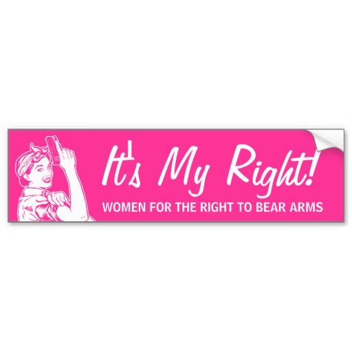 Feminine protection decal//sticker light//heavy days funny 2nd amendment USA