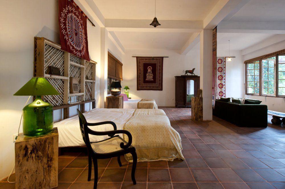 Bedroom at Samadhi Center, Sri Lanka   Decor, Design ...