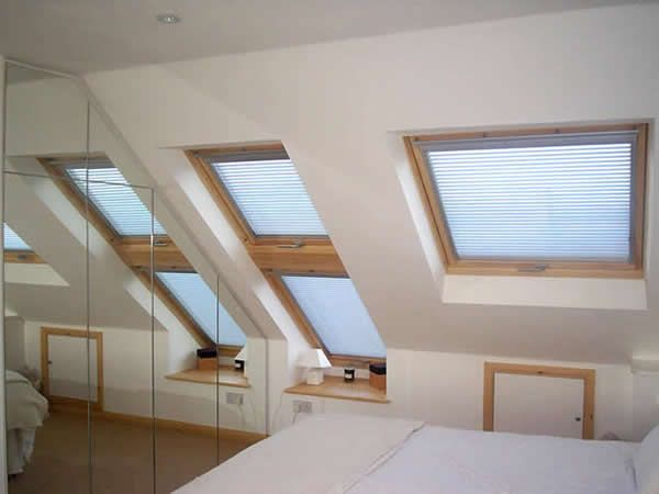 Loft Conversion Designs A Frame Pinterest Lofts